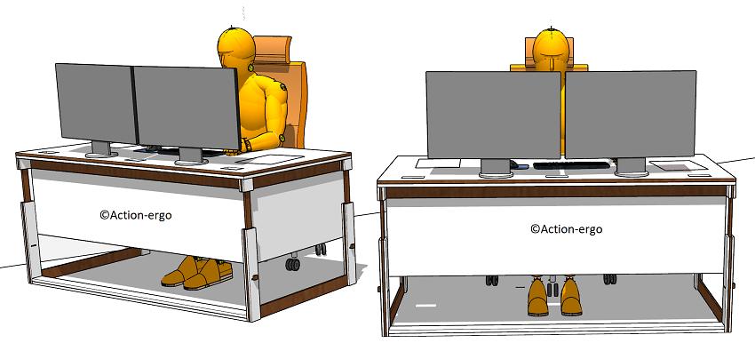 Ergonomie Du Bureau